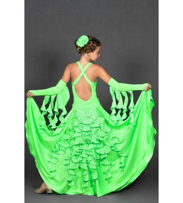 Сукня стандарт для бальних танців №713
