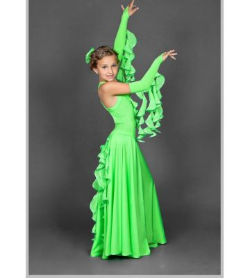 Платье стандарт для бальных танцев№713