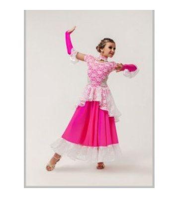 Платье стандарт юниоры 1 №716