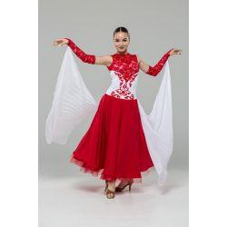 """Платье бальное стандарт """"Версаль"""" № 742"""