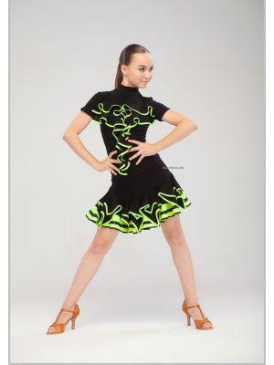 "Блуза №352 ""Суфле"" (сітка)"