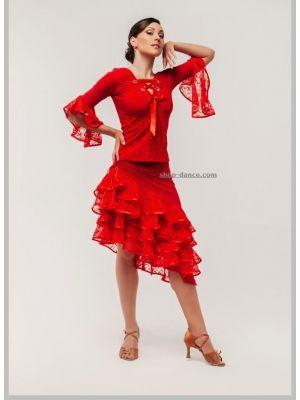 Спідниця для танцю №438