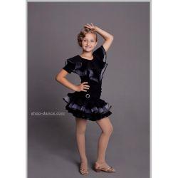 Блуза для занятий танцами №323