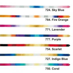 Стрічка з переходом кольору градієнт Chacott
