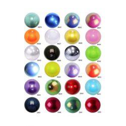 Мяч гимнастический New Generation Glitter Pastorelli, 18 см