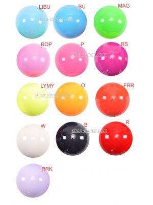 М'яч гімнастичний М-20А, 18.5 см SASAKI