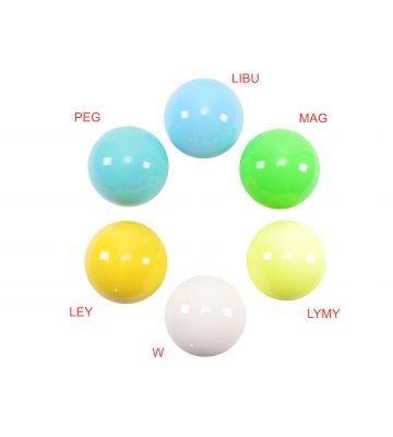 Мяч гимнастический М-20А, 18.5 см SASAKI