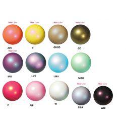 Мяч гимнастический хамелеон M-207AU, 18.5 см SASAKI