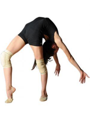 Наколенники (пара) гимнастические Pastorelli Junior, Beige