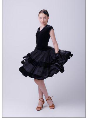 """Платье рейтинговое №858 """"Овация"""""""