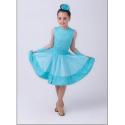"""Платье рейтинговое №857/2 """"Блюз"""""""