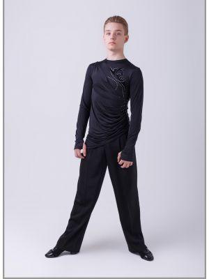 Туніка чоловіча для танців №975 (з накаткою)