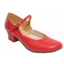 Туфлі для народних танців Club Dance: 84102 (Н-4)