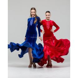 "Платье для стандарта ""Александрия"" № 743/1"