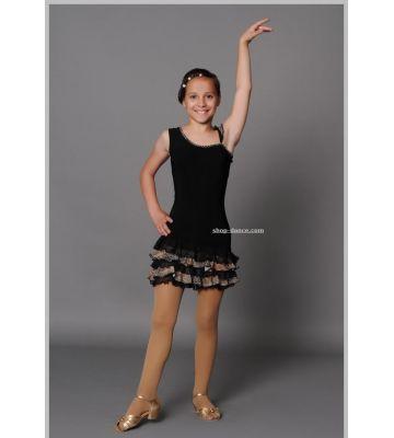 Сукня (сарафан) для латини дитячий №17