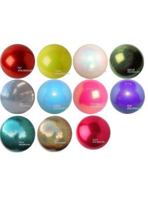 М'яч гімнастичний Pastorelli Glitter, 16 cm
