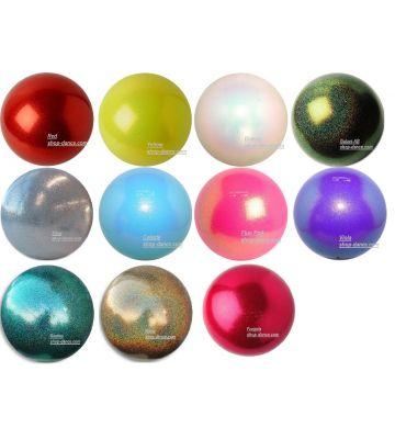 Мяч гимнастический Pastorelli Glitter, 16 cm