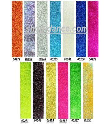 Обмотка гимнастическая Pastorelli Glitter, плоская