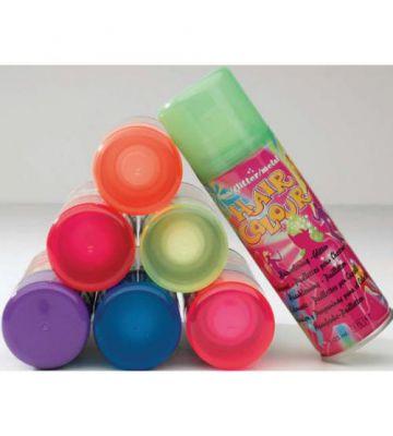 Краска-спрей с флуоресцентным эффектом 125 мл. Sibel