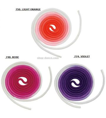Скакалка с переходом цвета Chacott (разные цвета)