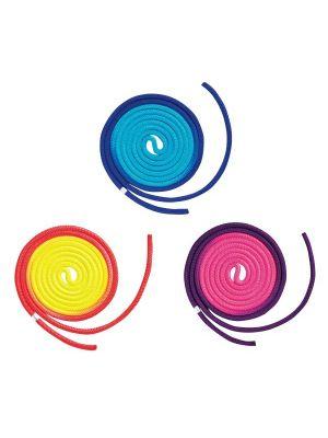 Скакалка з переходом кольору Chacott (різні кольори)