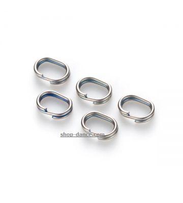 Овальное кольцо для карабина Chacott набор 5 шт.