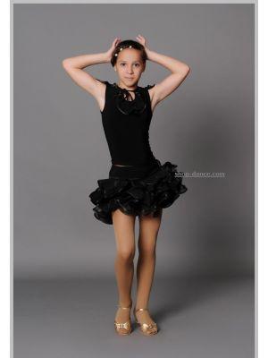 Спідниця танцювальна №404