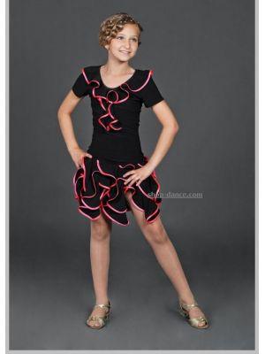 Спідниця танцювальна №42