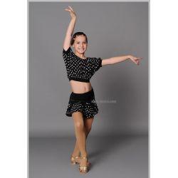 Юбка танцевальная №117