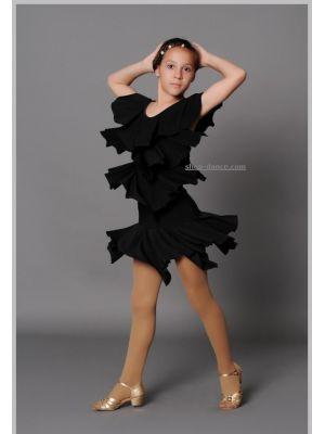 Спідниця танцювальна №43