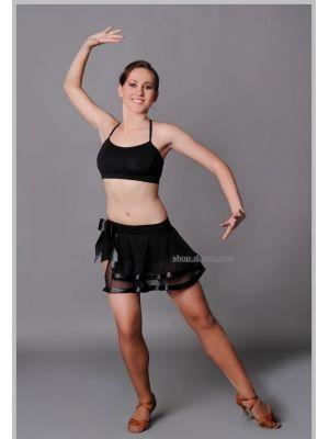 Спідниця танцювальна №421