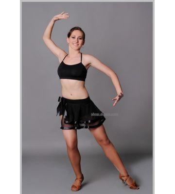 Юбка танцевальная №421