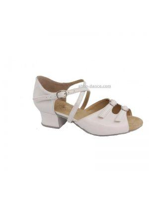 Взуття для дівчаток Club Dance: 73110-д білий лак