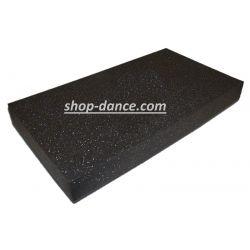 Балансувальний килимок 28x17x5 см Black Art. T2909 Tuloni (під замовлення)