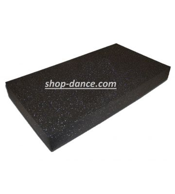 Балансировочный коврик 28x17x5 см Black Art. T2909 Tuloni (под заказ)