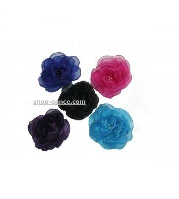 Цветок для бейсика (органза)