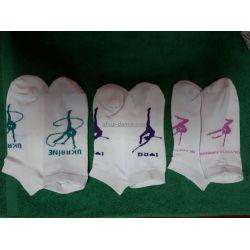 Носки гимнастические белые