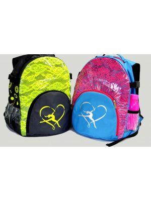Рюкзак гимнастический с карманом для мяча Релеве