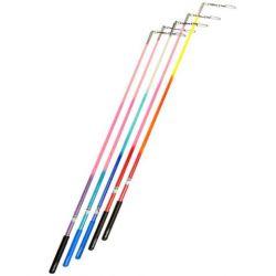 Паличка PASTORELLI Glitter багатокольорова, 60 см. (під замовлення)