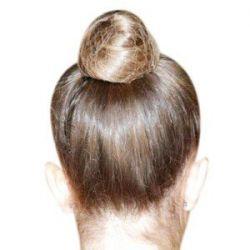 Сеточка для волос на гульку