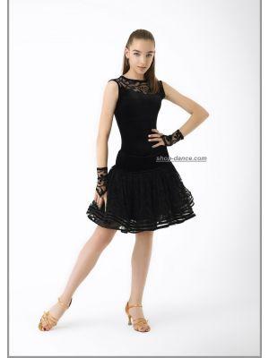 Платье рейтинговое (бейсик) №868