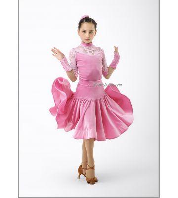 Платье рейтинговое бейсик №867