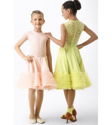 Платье рейтинговое бейсик №865