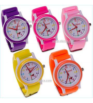 Часы с гимнасткой Tuloni T0201-1