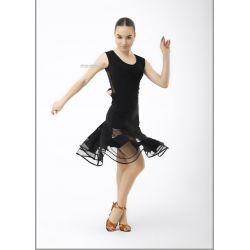 Блуза танцевальная №369 (сетка)