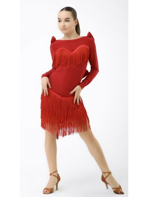 Сукня для латини №225