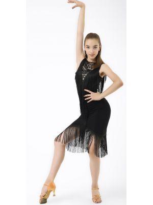 Платье для латины №226/1 (гипюр)