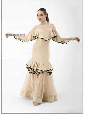 Блуза танцювальна №344