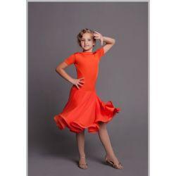 Платье рейтинговое бейсик № 821