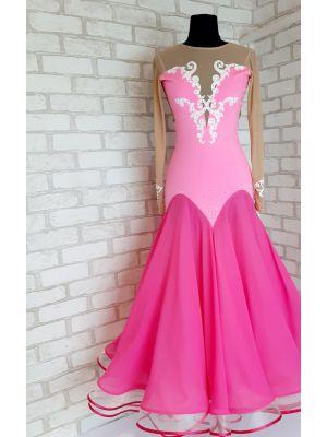 Сукня для стандарту № 745